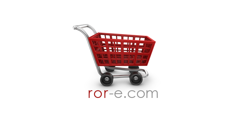 RoR E-commerce